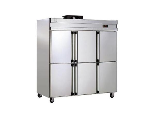 六門冷藏櫃