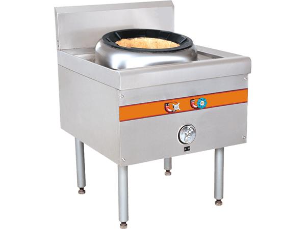 天津厨房设备-单炒炉