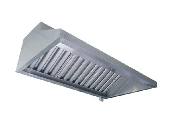 天津油烟净化器-不锈钢油网烟罩
