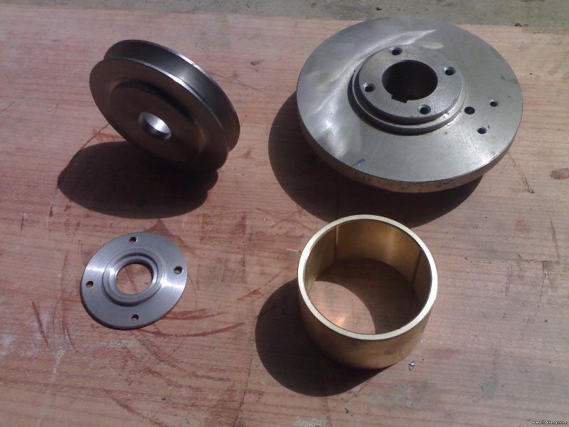 硬鍍鉻加工