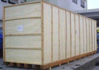 重型机械包装木箱
