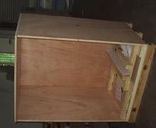 天津消毒木箱