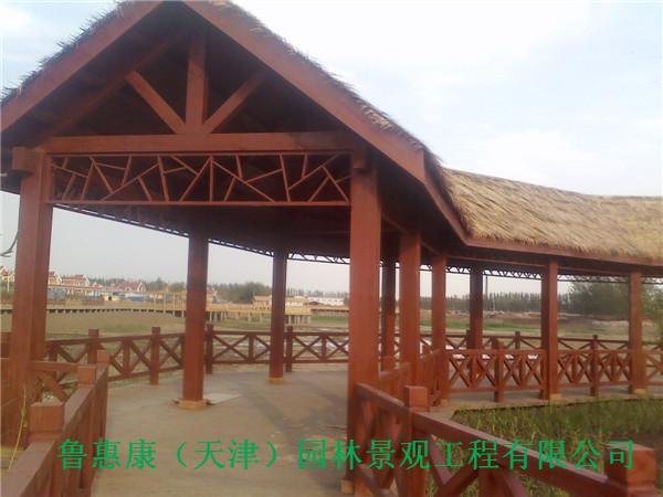 蘆臺社會主義新農村建設