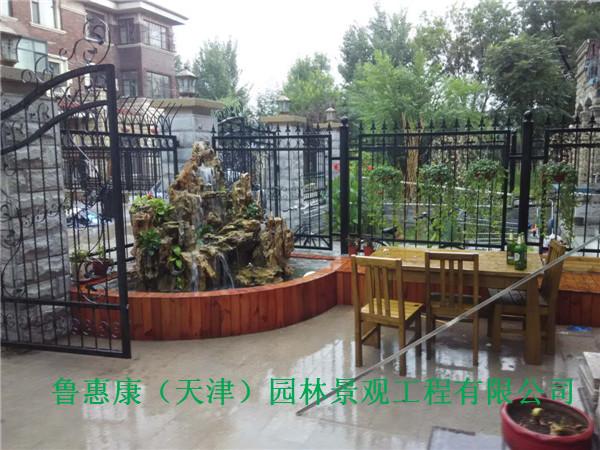 天津庭院景觀