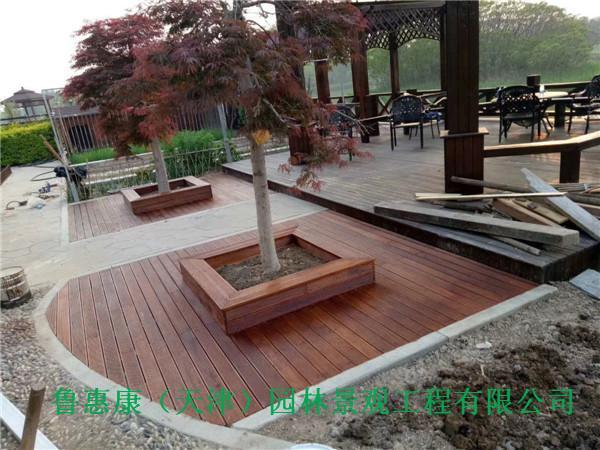庭院木作案例