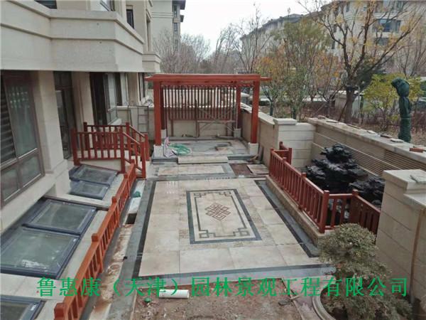 庭院室外景观设计案例