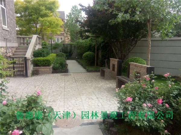 庭院绿化养护案例