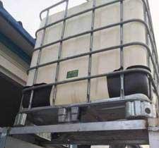 甲醇燃料箱