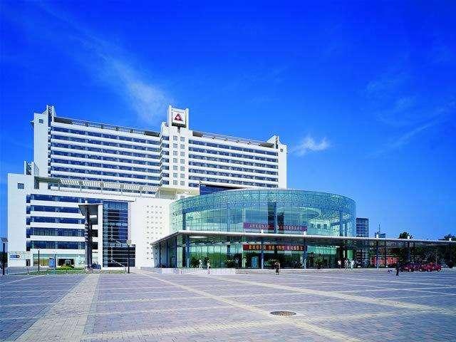 天津儿童医院施工案例
