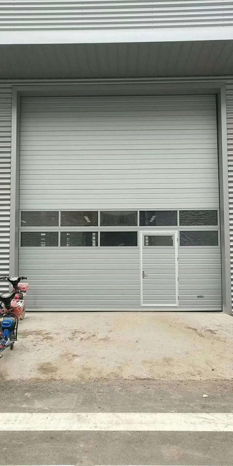 天津车库门的适用范围都有哪些地方?