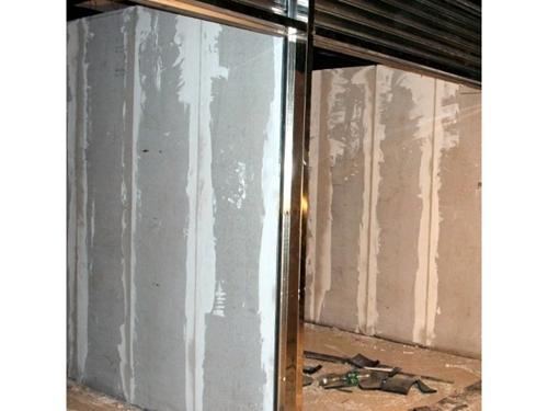 无机水泥发泡隔墙板