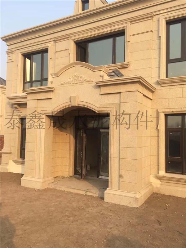 欧式grc水泥构件样式