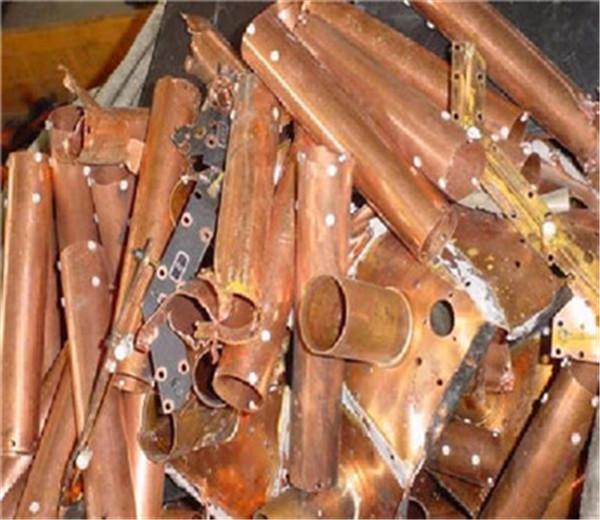 天津高价废铜回收