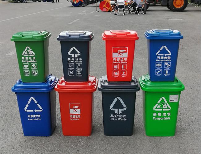 塑料果皮箱實際使用中的優勢