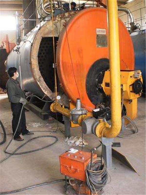 天津锅炉厂家对自家产品设备的看护