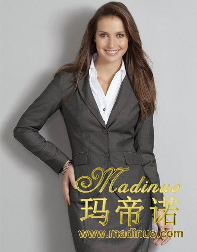 现货女职业装套装