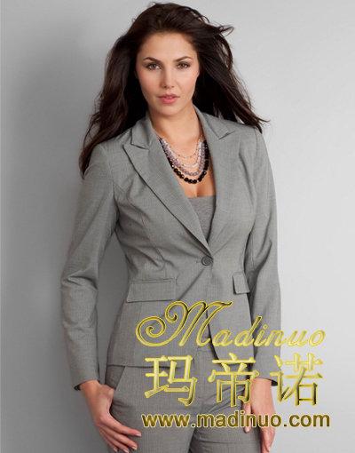 时尚职业装生产