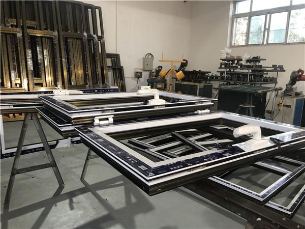 天津断桥铝门窗生产厂家