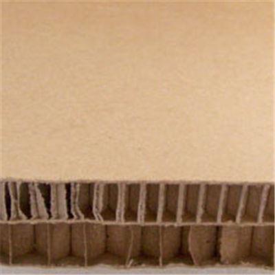 夹层蜂窝纸板